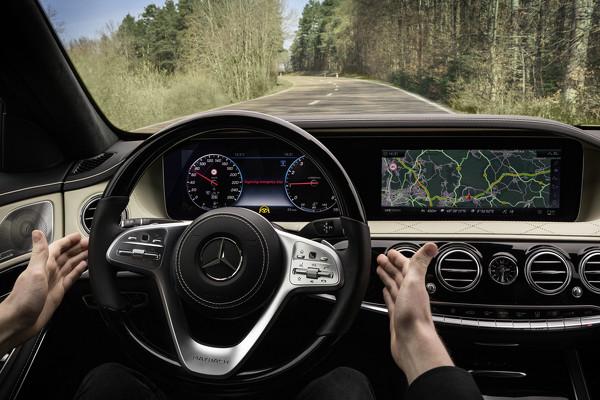 ВПетербурге официально представили новый Мерседес Бенс S-Class