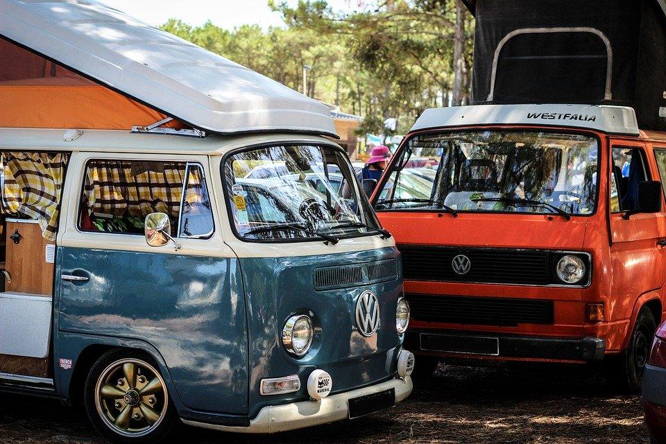 Volkswagen выпустит Transporter Kasten AllCity с тремя видами крыш