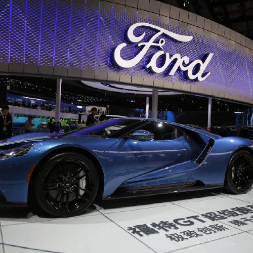 Ford Motor Company (F) Releases FY17 Earnings Guidance