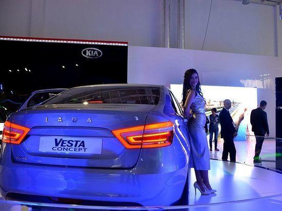 Германские корреспонденты подостоинству оценили топовую версию Лада Vesta