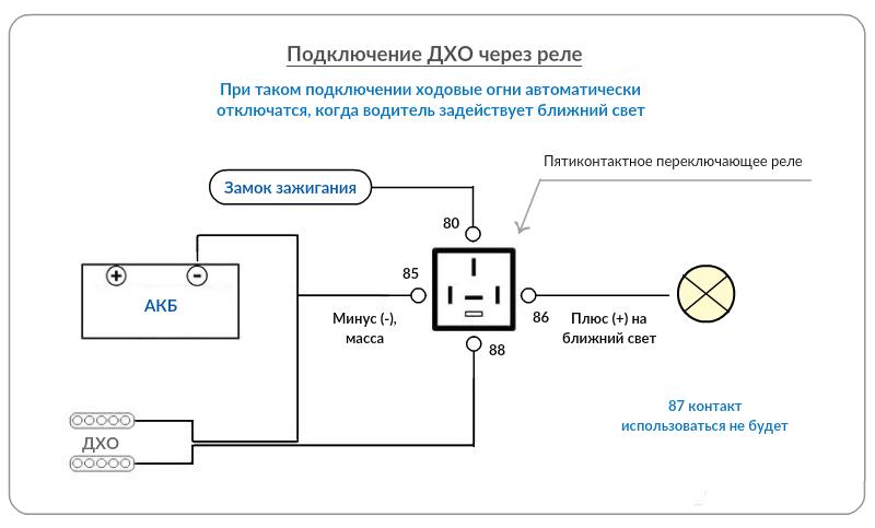 Схема электрическая генераторов камаза