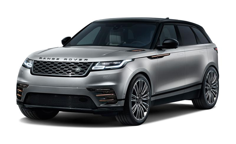 550-сильный Range Rover Velar SVR выйдет в 2018