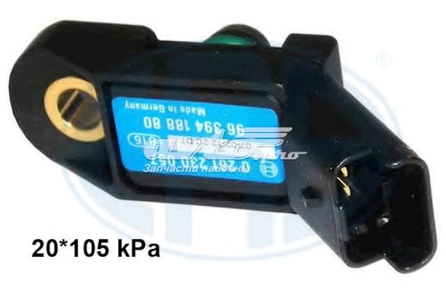датчик абсолютного давления на peugeot 605
