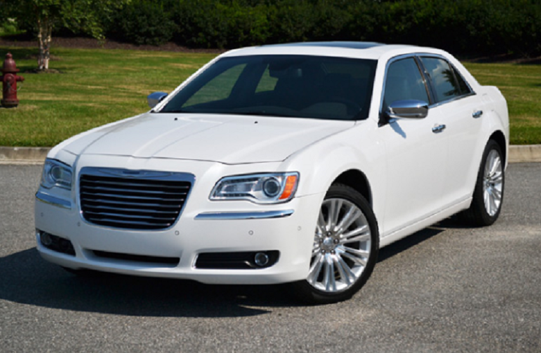Chrysler  300  (Крайслер  300)  (2011 –  2017)