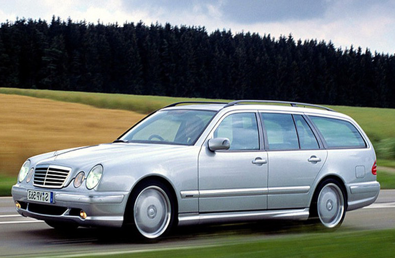 Mercedes-benz (мерседес-бенц) e-class 200-serie combi (w124) 1989-1993 г