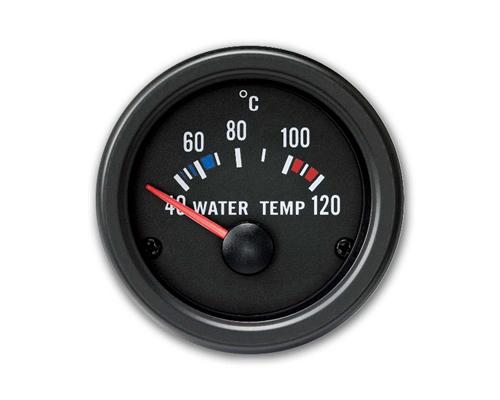 Датчик температуры охлаждающей жидкости, на приборе