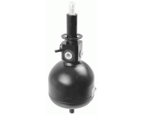 Гидроаккумулятор тормозной системы