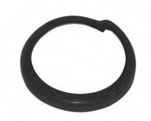 Проставка (резиновое кольцо) пружины передней нижняя