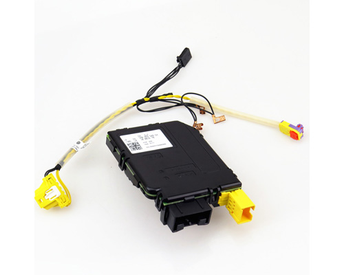 Електронний модуль рульової колонки