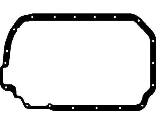 Прокладка поддона картера двигателя нижняя