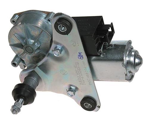 Мотор стеклоподъемника двери передней левой