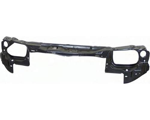 Супорт радіатора верхній/монтажна панель кріплення фар