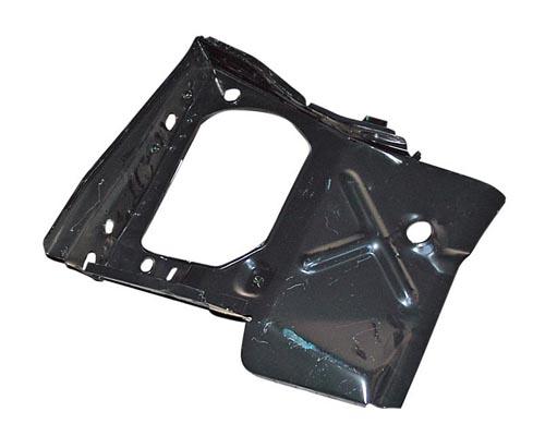 Супорт радіатора правий/монтажна панель кріплення фар