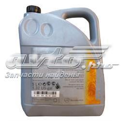 масло моторное полусинтетическое A0009899601AAA4
