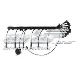 провода высоковольтные, комплект  ZE755