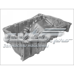 поддон масляный картера двигателя  v100432