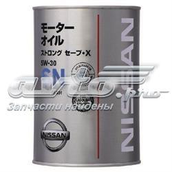 масло моторное полусинтетическое KLAN305301