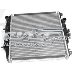 Фото: Радіатор охолодження двигуна Daewoo Tico