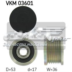 шкив генератора  VKM03601