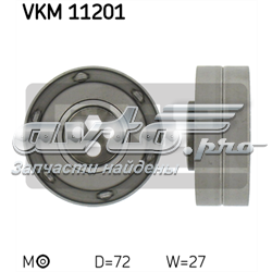 ролик натяжителя ремня грм  VKM11201