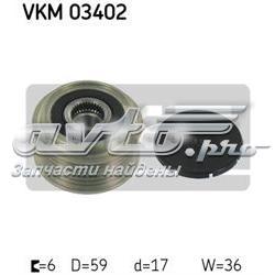 шкив генератора  VKM03402