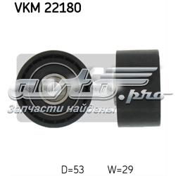 ролик ременя грм, паразитний  VKM22180