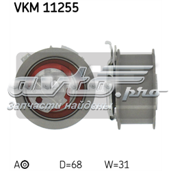 ролик натяжителя ремня грм  VKM11255