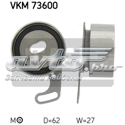 натяжитель ремня грм  VKM73600
