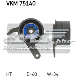 натяжитель ремня грм  VKM75140