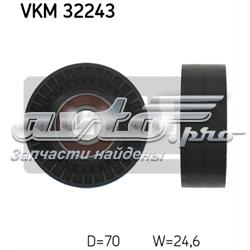 ролик натягувача приводного ременя  VKM32243