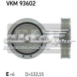 шкив коленвала  VKM93602