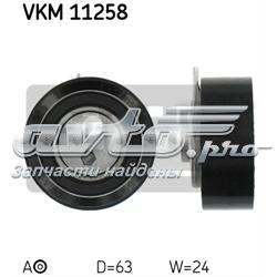 ролик натягувача ременя грм  VKM11258