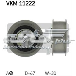 ролик натягувача ременя грм  VKM11222