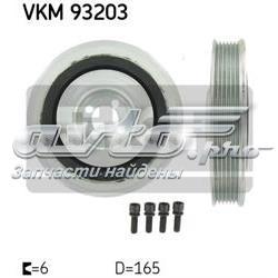 шкив коленвала  VKM93203