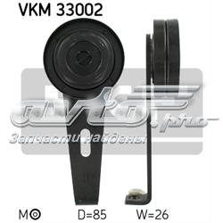 ролик натягувача приводного ременя  VKM33002