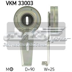 ролик натяжителя приводного ремня  VKM33003