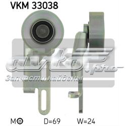 ролик натягувача приводного ременя  VKM33038