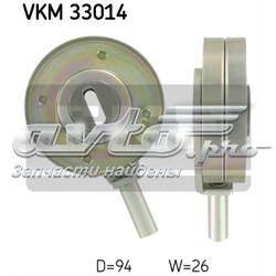 ролик натягувача приводного ременя  VKM33014