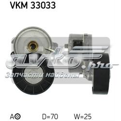 ролик натягувача приводного ременя  VKM33033
