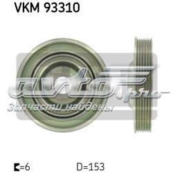 шків колінвала  VKM93310