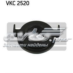 подшипник сцепления выжимной  vkc2520