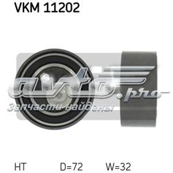 ролик натягувача ременя грм  VKM11202