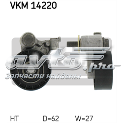 натяжитель ремня грм  VKM14220