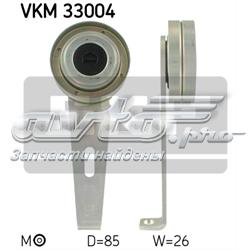 ролик натягувача приводного ременя  VKM33004