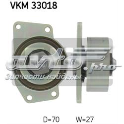 ролик натягувача приводного ременя  VKM33018