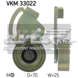 ролик натягувача приводного ременя  VKM33022