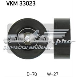 ролик натягувача приводного ременя  VKM33023