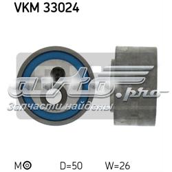 ролик натягувача приводного ременя  VKM33024