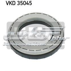 подшипник опорный амортизатора переднего  VKD35045