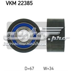 ролик ременя грм, паразитний  vkm22385